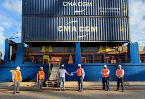 CMA CGM selects Port Everglades and FIT for new FLAMINGO EXPRESS service