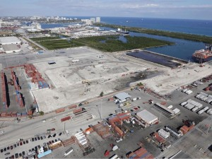 Moss/Kiewit under contract for the Port Everglades Infrastructure Improvements