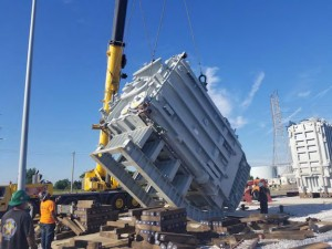 BNSF Logistics moves heavy transformer