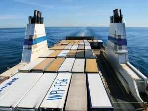 Finnlines' Finnish flagged fleet is vital for Finland's security of supply
