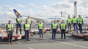 Lufthansa Cargo boosts handling performance with new production planning system