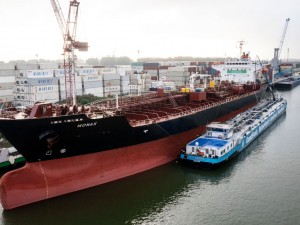 Tufton and GoodFuels successfully complete biofuel voyage to accelerate sustainability in shipping