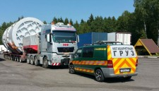 Heat Exchanger travels from Lithuania to Belarus
