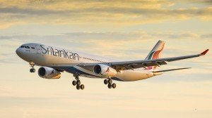 SriLankan Airlines is resuming flights from Domodedovo Airport