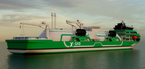 X-Gas Project leads the charge in next generation sustainable fuel transport & bunkering