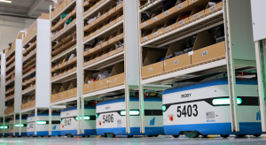 Thanks to the Scallog robots, the Belgium wholesaler Bricolux is getting ready for the back-to-school rush in less than three months tops