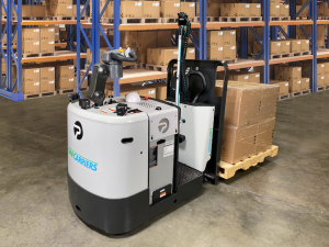 Phantom Auto partners with Mitsubishi Logisnext Americas Group to scale up remote operation for unmanned forklifts