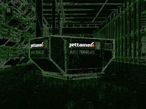 Jettainer harnesses digital twins