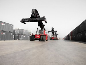 Kalmar secures agreement to supply petrochemical customer with Essential Reachstackers