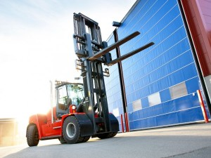 Kalmar forklifts to help ensure efficient drilling operations in extreme weather conditions for ENTP