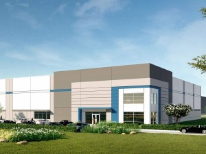 The Keith Corporation underway on speculative industrial facility in Summerville, SC