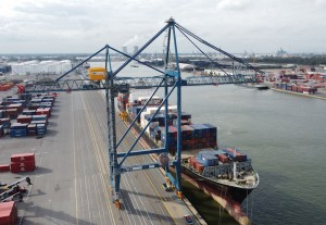 SEA-invest orders two further ship to shore container cranes for Antwerp Container Terminal