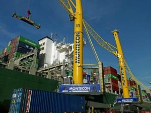 Montecon S.A. adds third Liebherr LHM 800 to its fleet