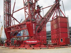 Time saving alternative wins Mammoet new contract