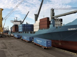 Port Manatee container trade skyrockets 53.3 percent in record fiscal 2021