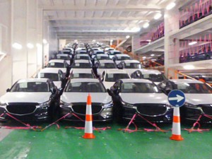 MOL Group adopts car carrier Mathmatical Optimization project