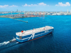 MOL accelerates digital transformation by introducing support system for car carrier allocation planning