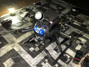 MOL and ACSL use flying drone to conduct autonomous inspection of vessel holds