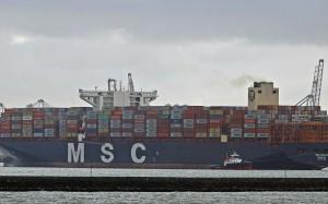 Successful processing of Suez Armada at the Port of Rotterdam