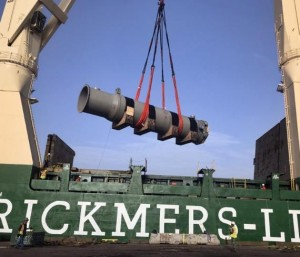 C.H. Robinson successfully move pressure vessel from Texas to UK
