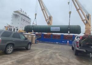 CH Robinson handles shipping of LOX tanks