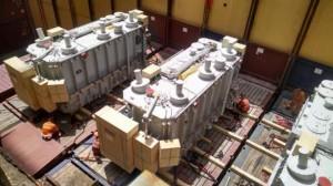 Star Shipping Pakistan handles 3 transformers
