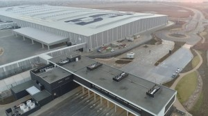 DSV inaugurates the largest integrated logistics center in Africa