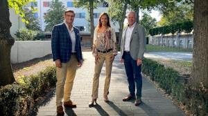 Gebrüder Weiss expands in Straubing