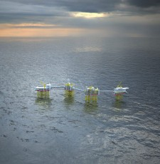 PALFINGER DREGGEN awarded contract for fully electric offshore cranes for Johan Sverdrup field