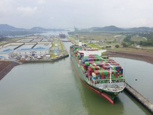 Panama Canal extends max length and increases draft for Neopanamax locks