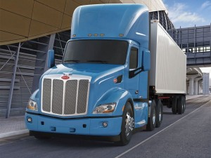 JOST air slide fifth wheel now standard on Peterbilt Model 579 trucks