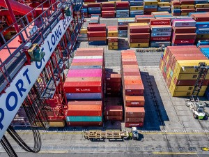 Port of Long Beach maintains steady cargo flow in June