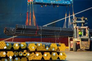 Port Houston TEUs jump 25% in April