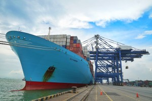 Double-digit growth for Hamburg's container and bulk cargo transport on inland waterways