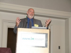 COSCO's Finkel says rates still too low as AAPA opens Tampa trade conference