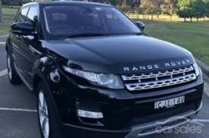 Fake Range Rovers barred from sale in China