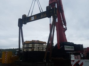 Rope and Sling modifies lifting beam for Tata Steel