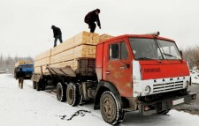 U.S. Houses Are Using More Russian Lumber, Thanks to Canada Spat