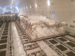 AirBridgeCargo Airlines transports museum showpieces for the joint exhibition of the Hong Kong Heritage Museum and the Moscow Kremlin Museums