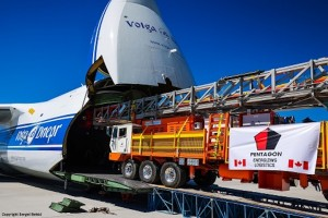 Volga-Dnepr's time-saving logistics solution enables Pentagon Freight Services to accomplish major oil and gas project shipment to Oman