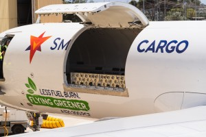 SmartLynx introduce the first freighter registered in Malta