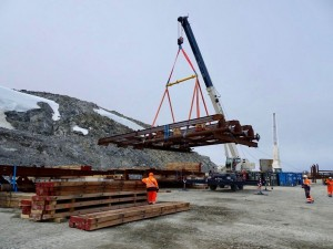 Rope and Sling Provides Rigging Gear for Attenborough Antarctic Project