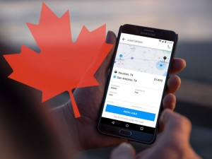 Uber Freight adds Canada to global operations