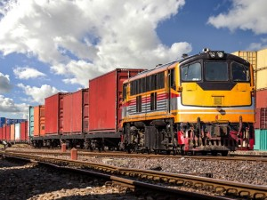 U-Freight says Suez crisis is boosting its China-Europe rail freight service