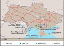 Ukraine's transport challenge