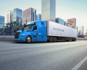 J.B. Hunt and Waymo collaborate to move freight autonomously in TX