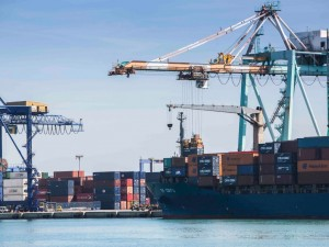 Valenciaport goods and container traffic grew in March by 12.96% and 9.22% respectively