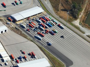 TRS drives productivity, creates flow at Port of Virginia gates