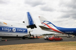 Volga-Dnepr Group launches global AOG service as demand from Aerospace customers continues to soar