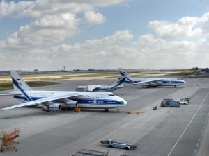 Volga-Dnepr Airlines and Leipzig/Halle Airport are to establish Emergency Logistics Hub